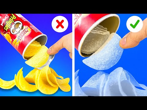 FAST FOOD VS. HEALTHY FOOD    Tasty or Healthy? How About Both? Yummy Food Hacks for Real Foodies