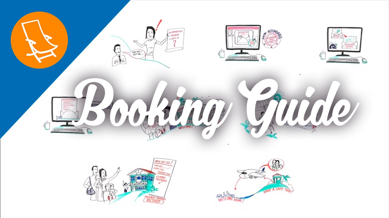 Home contact guides booking - Booking Guide How To Book A Holiday Home