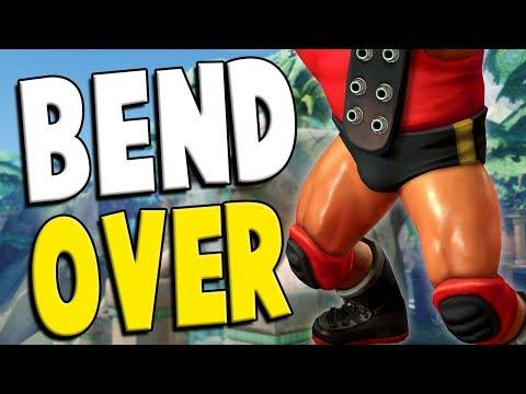 OB61 NEW BUCK CHANGE: OP OR NAH? | Paladins Gameplay