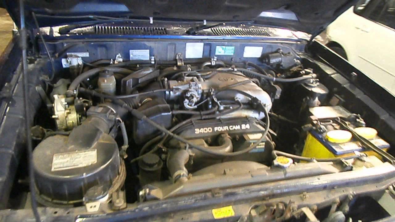 TOYOTA PRADO 1998 34 V6, 5VZ EFI NOW DISMANTLING 029724