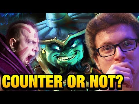 Miracle- Storm Spirit vs Anti-mage Mid - Counter or Being Counter?? Dota 2