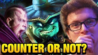 Miracle- Storm Spirit vs Anti-mage Mid - Counter or Being Countered?? Dota 2