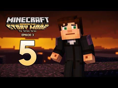 SERAM.. (Minecraft Malaysia) - Minecraft Story Mode Season 2 | Episode 3 | Part 5