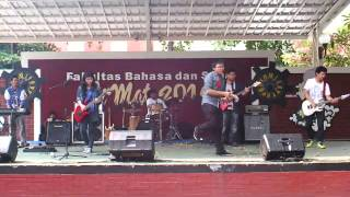 Astonish Me - The Beginning (One Ok Rock  cover) @ Pra-Event JIMAT UNJ 2015