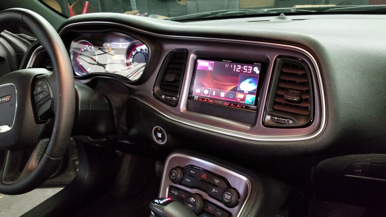 2017 Dodge Challenger Radio Wiring Harness