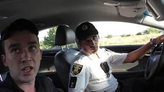 Полиция Николаева / два дрища разводят лоха