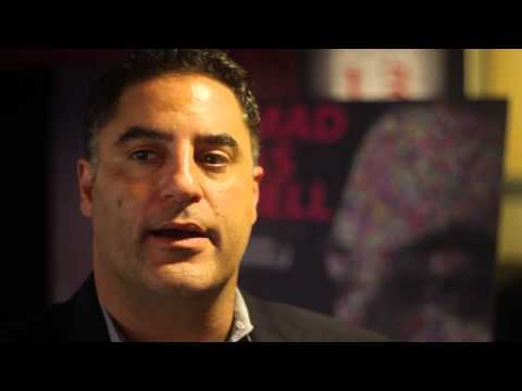 Cenk Uygur Interview – Mad As Hell Premiere