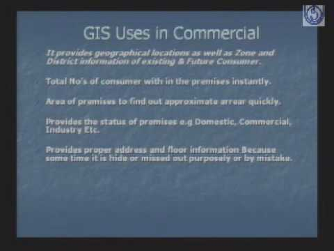 GIS Application in Distribution Business