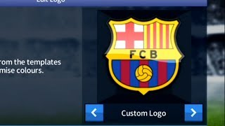 How to import barcelona logo and you can of your favourite team in dls 17, very easy... follow me on twitter @abhinav_j67 instagram __not_...