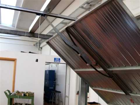 Ordinaire Canopy Garage Door Automation