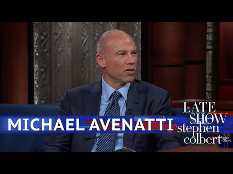Michael Avenatti Presents New Evidence Against Michael Cohen