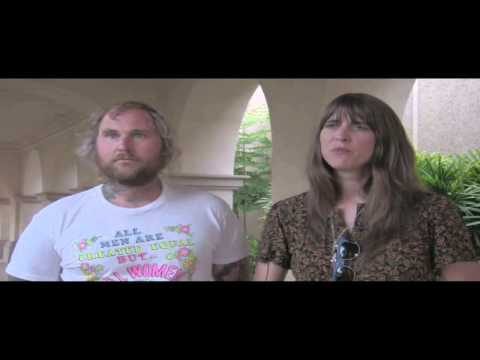 Treble interview with Peaking Lights