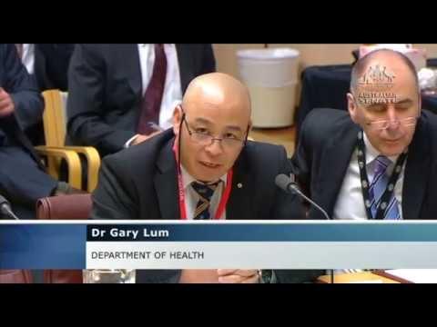 Community Affairs Senate Estimates Hearing in Canberra - AU 21-10-2015