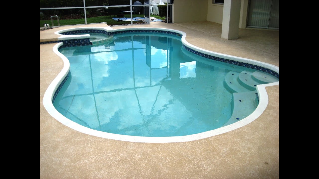 POOL COOL DECK PAINTING LUTZ LAND O LAKES WESLEY CHAPEL