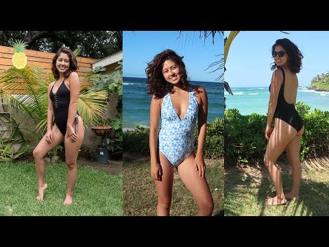 Vegan Swim Haul + Learning About Ethical Fashion