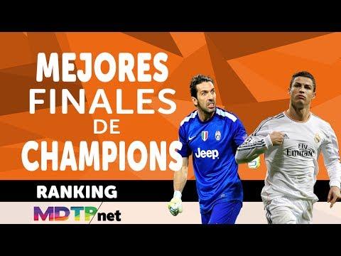 Mejores finales de Champions