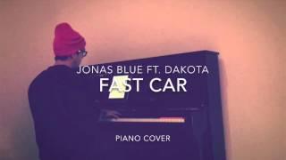 Jonas Blue ft. Dakota - Fast Car (Piano Cover and Sheets) (Tobtok ft. River) (Jasmine Thompson)