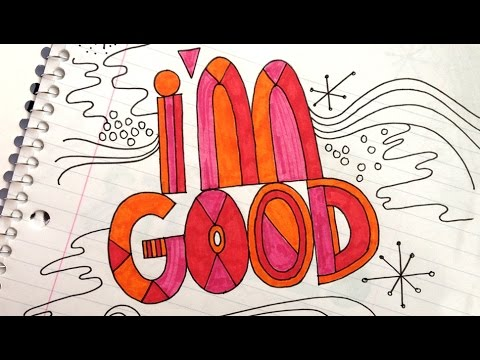 """I'm Good"" – Official Lyric Video"