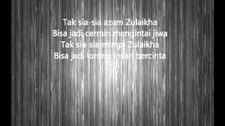 M. Nasir- Kias Fansuri [lirik] [hd]