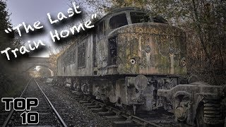 Top 10 Scary Haunted Train Urban Legends