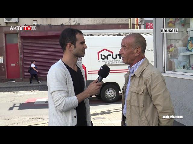 Belçikalı Türkler yaklaşan seçimleri değerlendiriyor