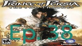 Prince Of Persia: The Two Thrones Ep. 38 Chapter 38 - The Underground Cave