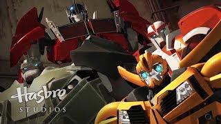 Transformers Prime - Trailer 1