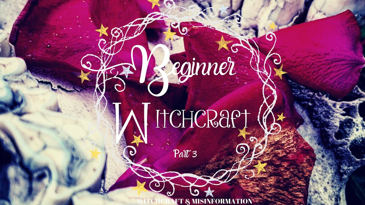 BEGINNER WITCHCRAFT || Misinformation, Witches Tools, Initiation, What are  the Sabbaths & More