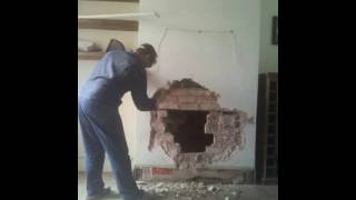 Video Fireplace reveal in Victorian dining room download MP3, 3GP, MP4, WEBM, AVI, FLV Agustus 2018