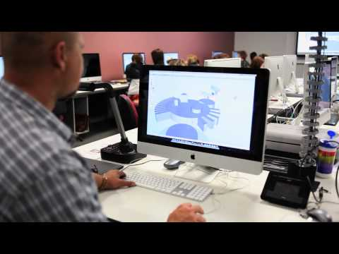 Study design at Central - a video for international students