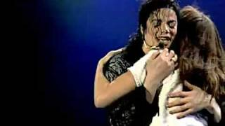 Michael Jackson You aŗe not alone Live Munich El nUnU