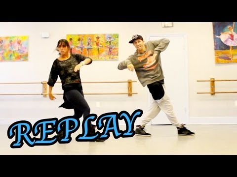 Zendaya - Replay Dance | Choreography by @DanaAlexaNY & @MattSteffanina | Beginner Hip Hop