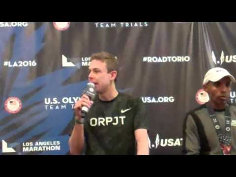 Galen Rupp responds to Kara Goucher interview and doping allegations