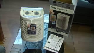 Produkttest - Elektrische Gewächshausheizung Aqua von Rowenta im Test
