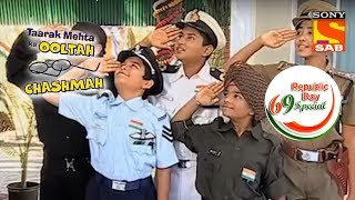 Republic Day Special 2018 - Tapu Sena Hoist The Flag - Taarak Mehta Ka Ooltah Chashmah