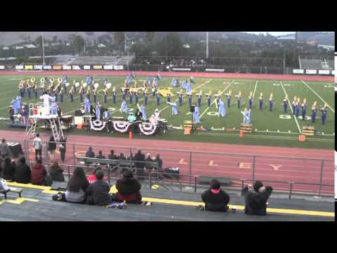 Millikan High School Band in COMPETITION 11-15-2014