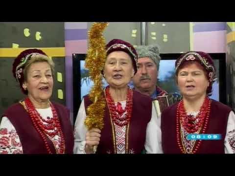 Ранок UA:Херсон: Народний ансамбль «Червона калина»