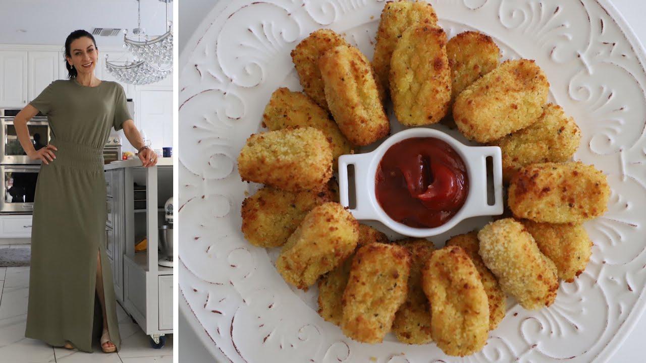 Картофельные Создания - Изумительная Закуска - Tater Tots - Рецепт от Эгине - Heghineh Cooking Show