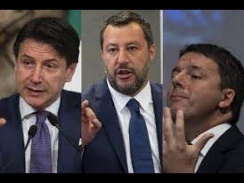 Sondaggio TP su Salvini, Renzi la Crisi di governo e Intenzioni di voto del 21 febbraio 2020