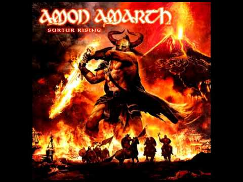 Amon Amarth - Aerials cover (System of a Down)