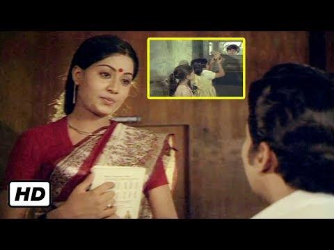 #Vijayashanti & #Shobanbabu Sentiment Scene    Shoban Babu, Vijaya Shanthi,SilkSmitha   TMT