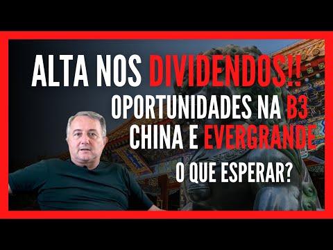 Possível Calote Bilionário derruba bolsas pelo mundo. O Governo chinês irá intervir? OPORTUNIDADES!!