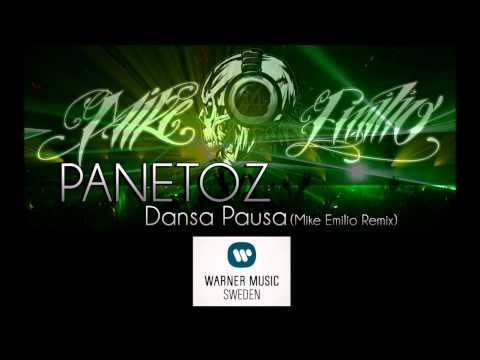 Panetoz - Dansa Pausa (Official Mike Emilio Remix)
