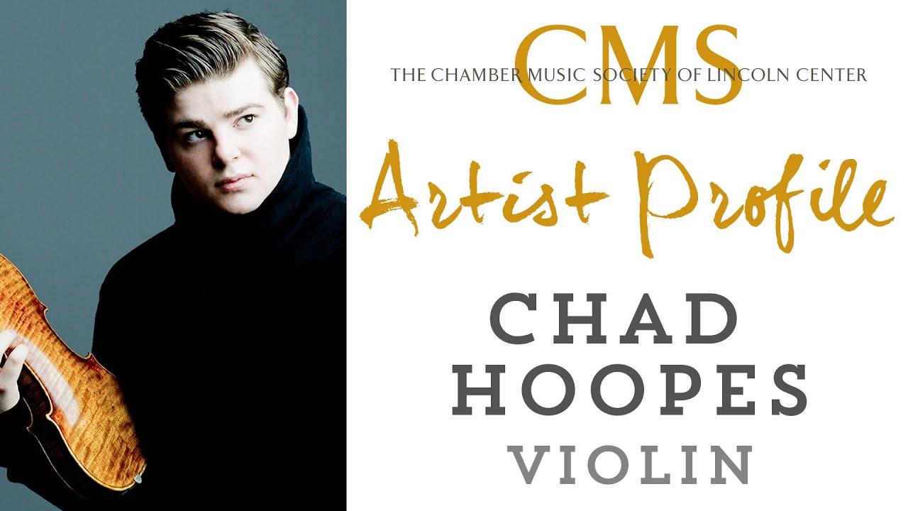Chad Hoopes Artist Profile - January 2016