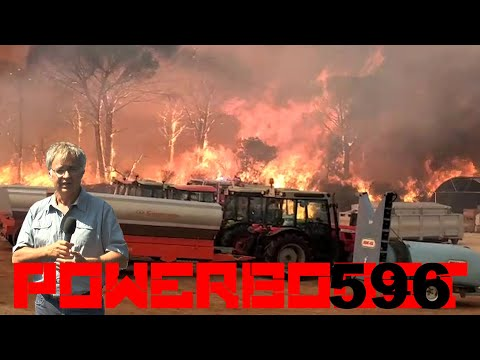 Incendies : le coup de gueule d'un viticulteur du Var !