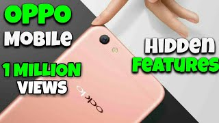 OPPO Mobiles Hidden & Secret Features