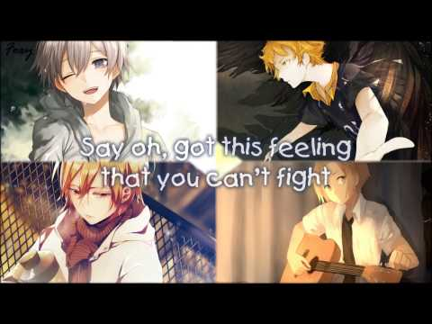 「Nightcore」→ Counting Stars ✗ Apologize ✗ Secret ✗ Good Life (Switching Vocals) | Mashup