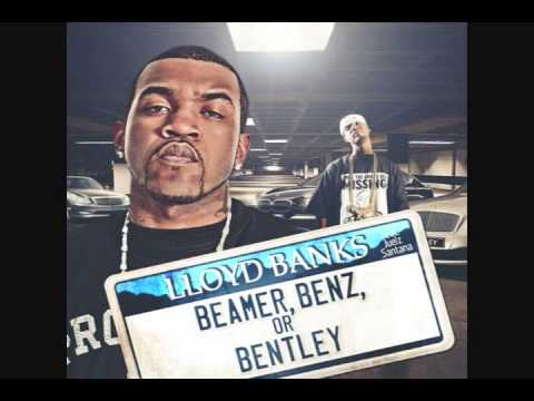 Beamer, Benz, Or Bentley Clean With Lyrics, Lloyd Banks