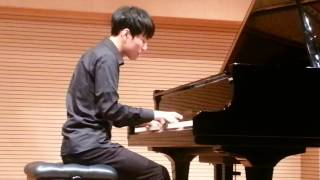 Beethoven 32 Variation in C minor