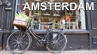 "Amazing Diamonds & ""9 Streets"" neighborhood - AMSTERDAM | Travel Vlog"